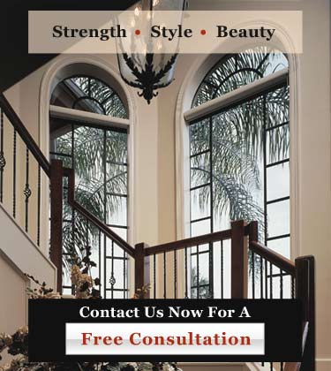 Commercial architectural windows