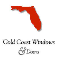 gold coast windows and doors logo