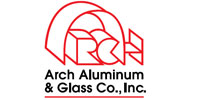 Arch Aluminum and Glass Impact Windows and Doors