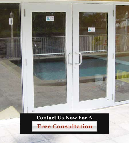 Serving Your Commercial Door Needs!
